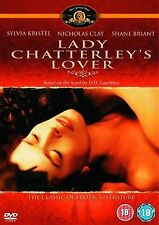 Lady Chatterley's Lover - Sylvia Kristel, Nicholas Clay, Shane Briant New UK DVD