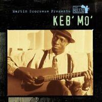 KEB' MO' - MARTIN SCORSESE PRESENTS THE BLUES: KEB' MO'  CD 16 TRACKS JAZZ NEU