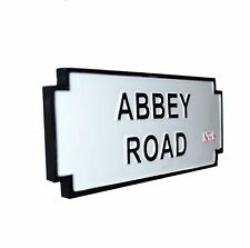 Abbey Road The Beatles Street Sign Fridge Magnet Gift Souvenir Collectable