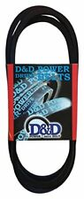 D&D PowerDrive A99 or 4L1010 V Belt  1/2 x 101in  Vbelt