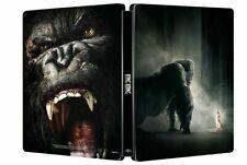 King Kong 4K steelbook (4K + Blu-ray + Digital) Best Buy Exclusive