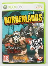 BORDERLANDS PACK DOBLE DE EXPANSIONES - XBOX 360 XBOX360 - PAL ESPAÑA