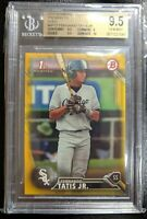 2016 Bowman Prospects FERNANDO TATIS JR GOLD Rookie BGS 9.5 1/1 None Higher #/50