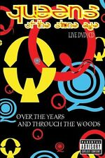 """Queens of the Stone Age """"over the years..."""" DVD + CD NUOVO"""