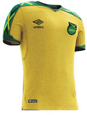 Jamaica Football Federation soccer jersey WOMEN'S LARGE New with tags Umbro