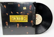 Exile - Mixed Emotions - Warner BSK 3206 LP Vinyl Record Orig Shrink EX