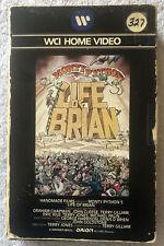 Monty Python's Life Of Brian (Betamax, 1979) Big Box RARE