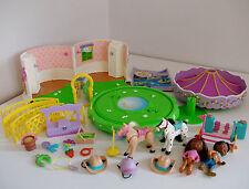 Toybiz Horse Playset with Figures & Accessories