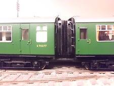 bachmann  sr br 4cep class 411 emu  bellows corridor connectors x 5 oo finescale