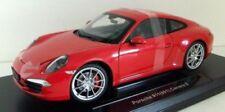 Modellini statici di auto, furgoni e camion bianco WELLY per Porsche