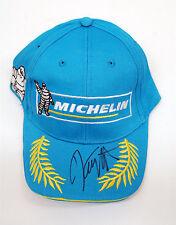 Kenny ROBERTS SIGNED CAP Racing LEGEND Photo AFTAL COA Autograph USA