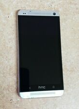 HTC One M7 - 32GB HTC6500LVW - Silver (Verizon) Smartphone Clean ESN