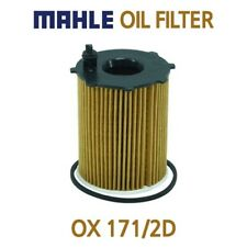 Mahle Oil Filter OX 171/2D - Fits PEUGEOT, CITROEN, FIAT, MAZDA, FORD, VOLVO