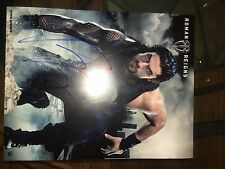 Roman reigns poster official autograph, condition is 10/10, royal blue and black