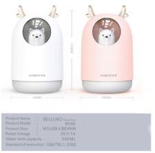 300ml USB Humidifier Cute Pet Ultrasonic Cool Mist