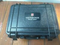 INOX PRO DIVER Swiss Army by Victorinox EMPTY Shockproof Watch Box Case ONLY