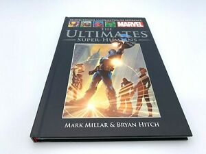 MARVEL COMICS LA COLLECTION DE REFERENCE : THE ULTIMATES SUPER-HUMAINS TOME 27