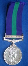 "General Service Medal with ""Canal Zone"" Clasp - Corporal K A Bartlett  R.A.F."