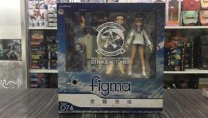 FIGMA # 074 YOSHIKA MIYAFUJI MAX FACTORY  A - 11700  4545784061497 FREE SHIPPING