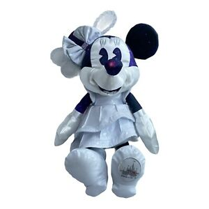 2020 Disney Minnie Mouse The Main Attraction January Space Mountain Plush