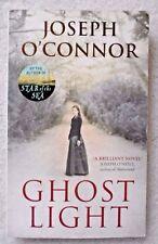 Joseph O'Connor 'Ghost Light'