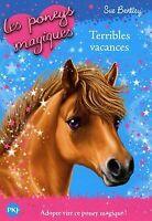Les poneys magiques, Tome 10 : Terribles vacances de Bentl... | Livre | état bon