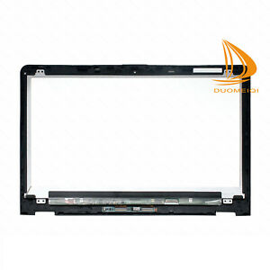 15.6 in for HP Envy X360 M6-AR004DX FHD LCD Touchscreen Digitizer Assembly Panel