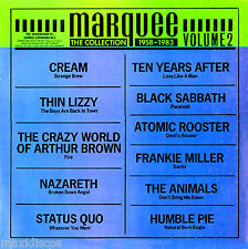 LP - Marquee - The Collection 1958-1983, Volume 2 - Various (SPANISH PRESS.1984)