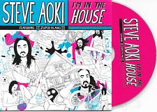 STEVE AOKI - I'm in the house CD SINGLE 4TR Cardsleeve 2010 Belgium RARE!