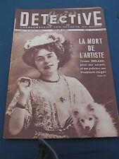 Détective 1953 341 MONTAIN CAYENNE EQUEURDREVILLE BURSON POLLY
