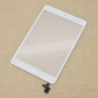 For ipad Mini 1/2 Touch Screen Digitizer With IC Chip Home Button Assembly White