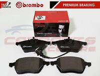 BREMBO GENUINE ORIGINAL PREMIUM BRAKE PADS PAD SET FRONT AXLE P85045