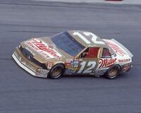 1988 Miller High Life Buick BOBBY ALLISON Glossy 8x10 Photo Daytona 500 Poster