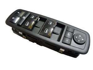 Maserati Ghibli Quattroporte Master Window Switch Control Plate - Genuine