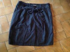 jupe en jean noir KOOKAI T.40 neuve