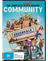 Community : Season 6 : NEW DVD
