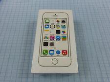 Apple Iphone 5S 16GB Gold! Neu & OVP! Verschweißt! Ohne Simlock! Frei ab Werk!