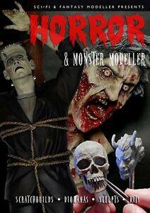 Sci-Fi & Fantasy Modeller Horror & Monster Modeller Godzilla, Frankenstein etc.