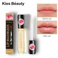 Lip PLUMPER EXTREME Lip Gloss ENHANCER BOOSTER VOLUME for BIGGER LIPS US j-c