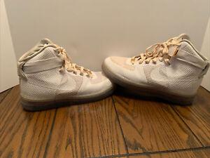 Nike Air Force 1 Lux Qs E Pluribus Unum White Size8.5 789748-100 Basketball Shoe