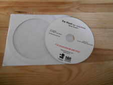 CD Pop Da Hool ft Jackie Bredie - Bow Down (3 Song) Promo KOSMO MUSIC disc only