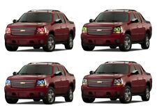 for Chevrolet Avalanche 07-13 RGB Multi Color LED Halo kit for Headlights