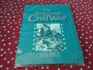 SPI The American Civil War 1861-1865 Simulation War Game Shrink Wrapped Copy