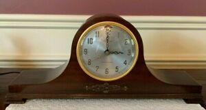 Vintage Telechron Motored Westminster Chime Electric Clock, Revere Clock - Works