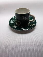 ART WERK Ysenburg  1 Espressotasse mit super hübschem Dekor