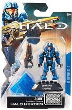 Mega Bloks Halo Heroes Series 1 Spartan Thorne 24pc BRAND NEW UK DISPATCH
