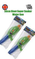 56cm Giant Water Gun Pump Super Soaker Sprayer Outdoor Beach Garden Kids Fun