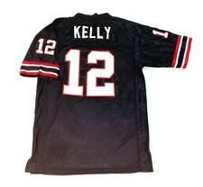 Jim Kelly Houston Gamblers Jersey Large USFL Buffalo Bills