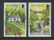 Île de Man - 1999, Timbre Parcs & Gardens Ensemble - MNH - Sg 830/1