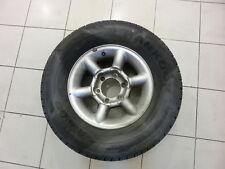 1x Complete Wheel Spare Aluminium Rim 275 60R15 6X139.7 for Galloper II JK 98-03